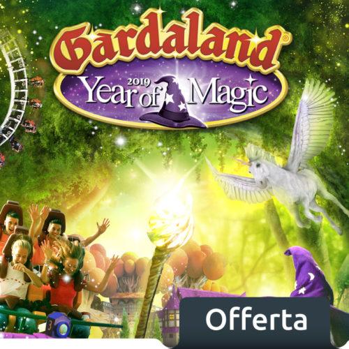 Sconto Gardaland